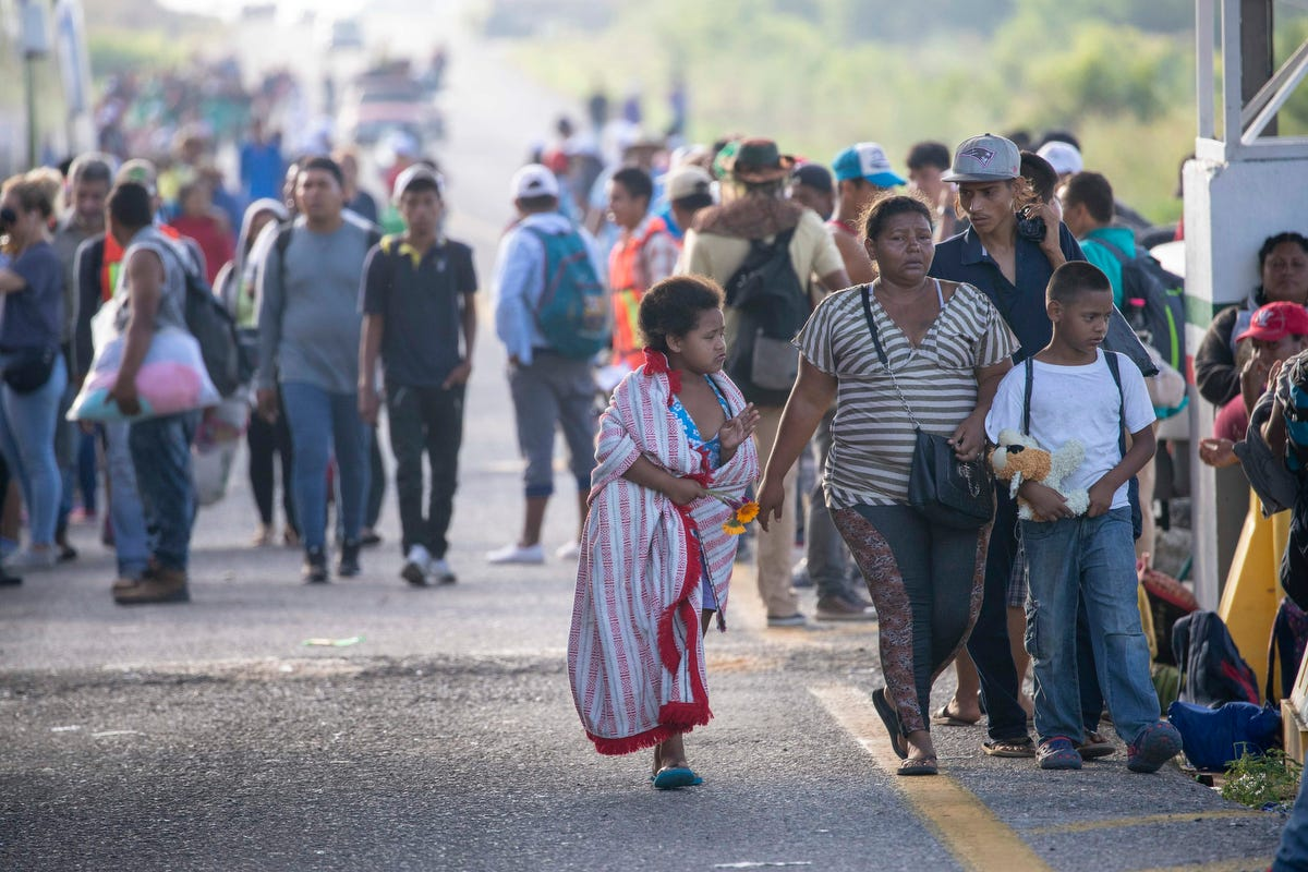 Turning Migrants into Criminals