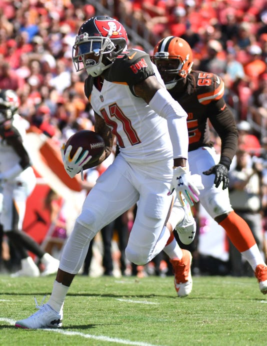 Nfl Cleveland Browns At Tampa Bay Buccaneers