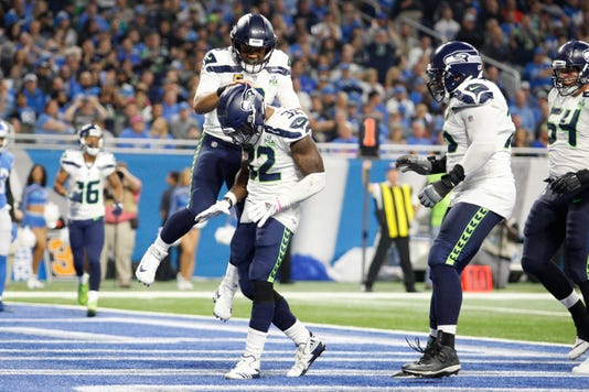 NFL Seattle Seahawks at Detroit Lions