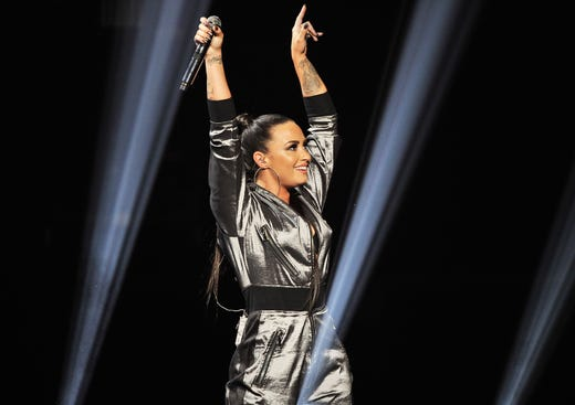 """Lovato continued her singing career post-Disney Channel, with multiple songs that charted on Billboard's Top 40 chart. She's been vocal about struggling with depression, bulimia, alcoholism and drug addiction, and was admitted to a hospital in Los Angeles in July 2018 after a near-fatal drug overdose. In 2021, Lovato opened up about her life since the overdose in <a href=""""https://www.usatoday.com/story/entertainment/celebrities/2021/03/21/demi-lovato-nearly-died-youtube-docuseries-dancing-with-devil/4790900001/"""" target=""""_blank"""">YouTube docuseries &quot;Dancing with the Devil.&quot;&nbsp;</a>"""