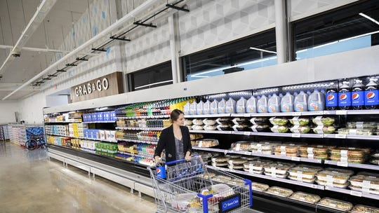 At Sam's Club Now, shoppers will be able to pay for items as they go.