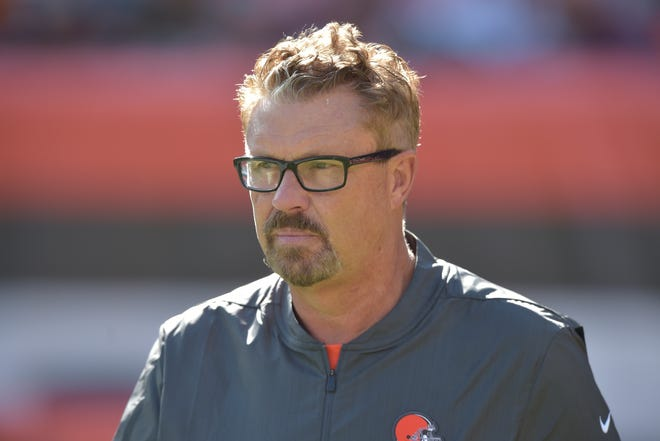 Gregg Williams, now the new interim head coach of the Browns, was suspended in March 2012 by the NFL for his involvement in the Bountygate scandal.