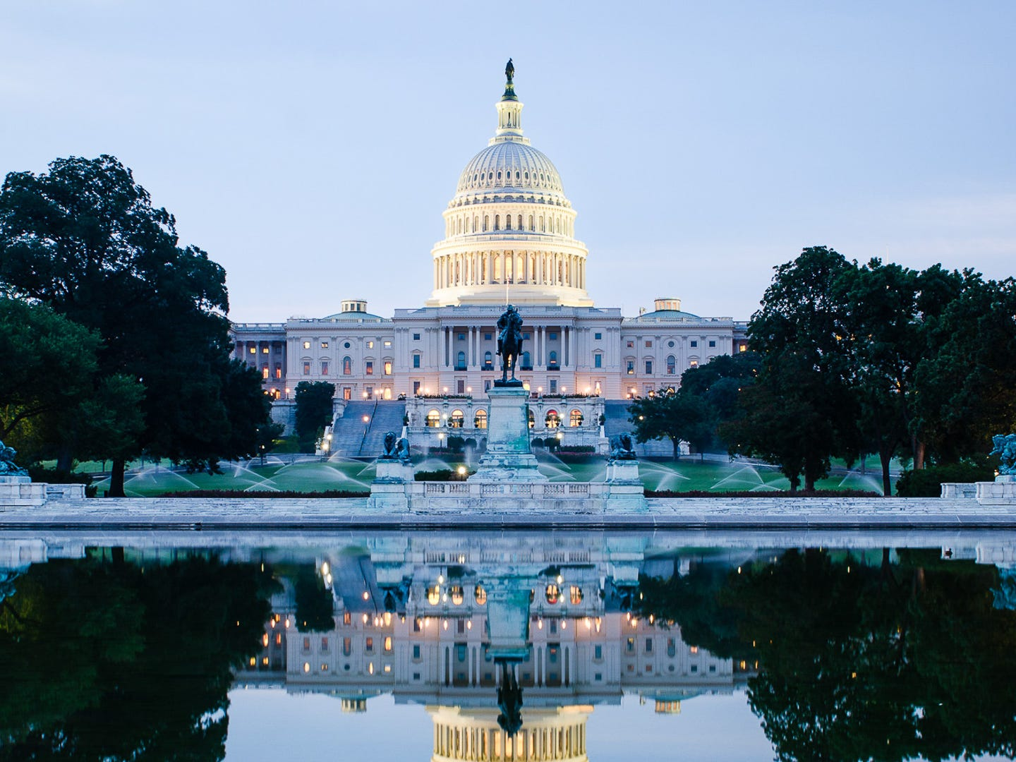 No. 4: Washington, D.C. Thanksgiving trip cost: $826.50. Christmas trip cost: $812. A trip to the nation's capital can be an affordable Thanksgiving or Christmas vacation. During both holidays, hotels in Washington, D.C., are the third-cheapest compared to the other destinations included in this study. While you're there, you can visit holiday markets and see the National Christmas Tree near the White House, the U.S. Capitol Christmas Tree and the National Menorah.