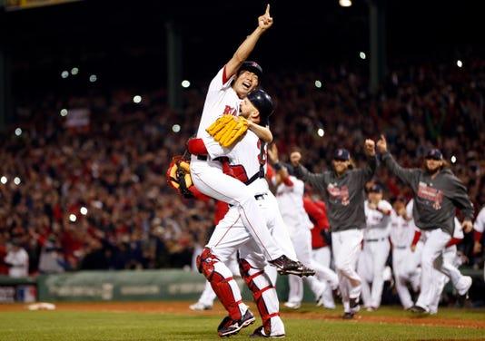 Usp Mlb World Series St Louis Cardinals At Bosto S Bba Bbn Usa Ma