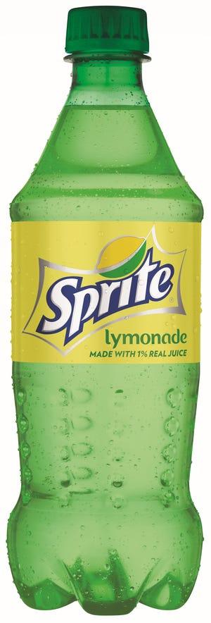 Coca-Cola is launching Sprite Lymonade in 2019.