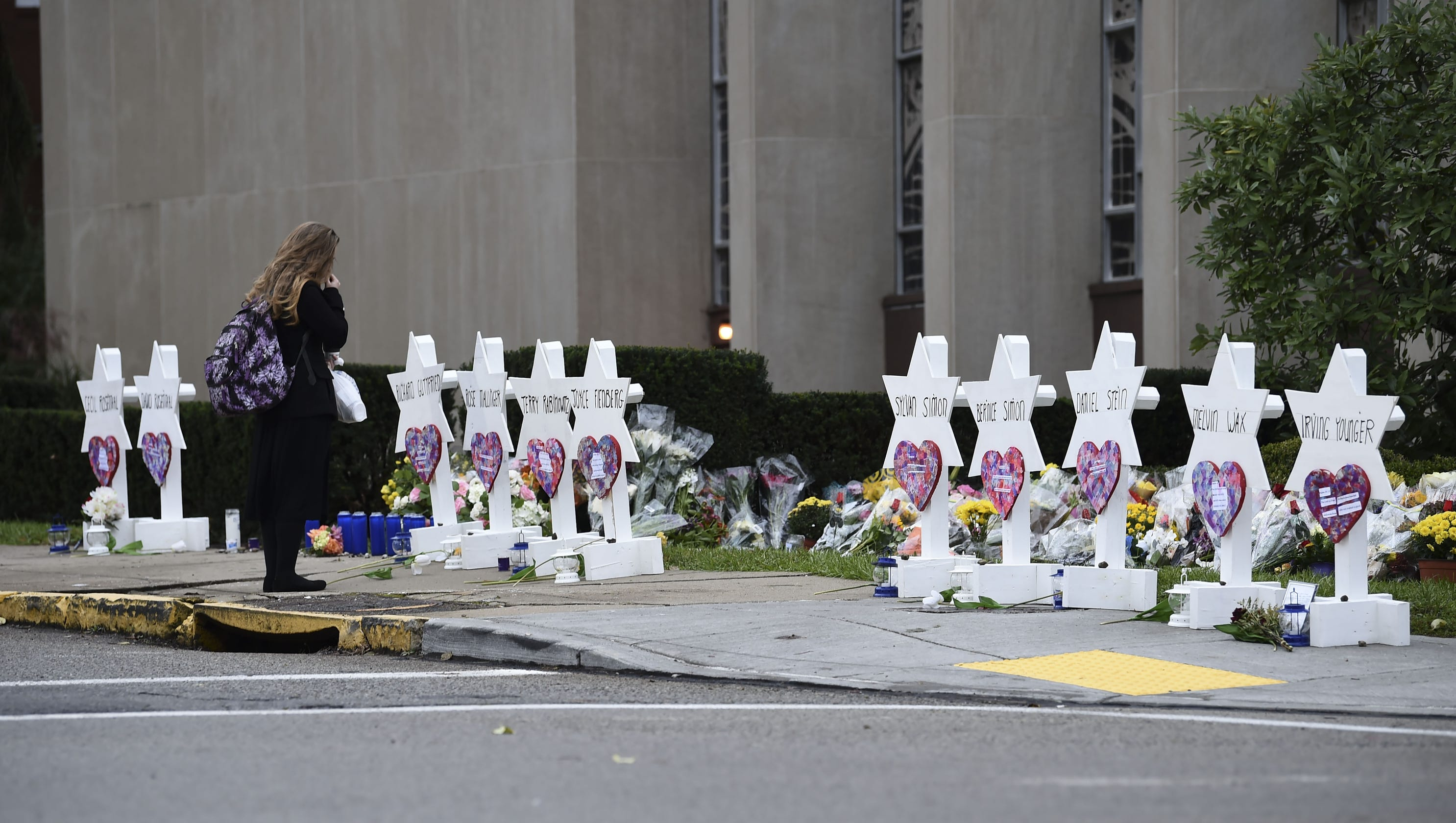 Pittsburgh synagogue shooting: What we know, questions that