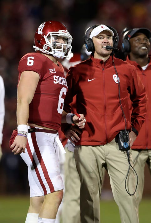 Lincoln Riley on Cleveland Browns rumors: No 'itch' for ...