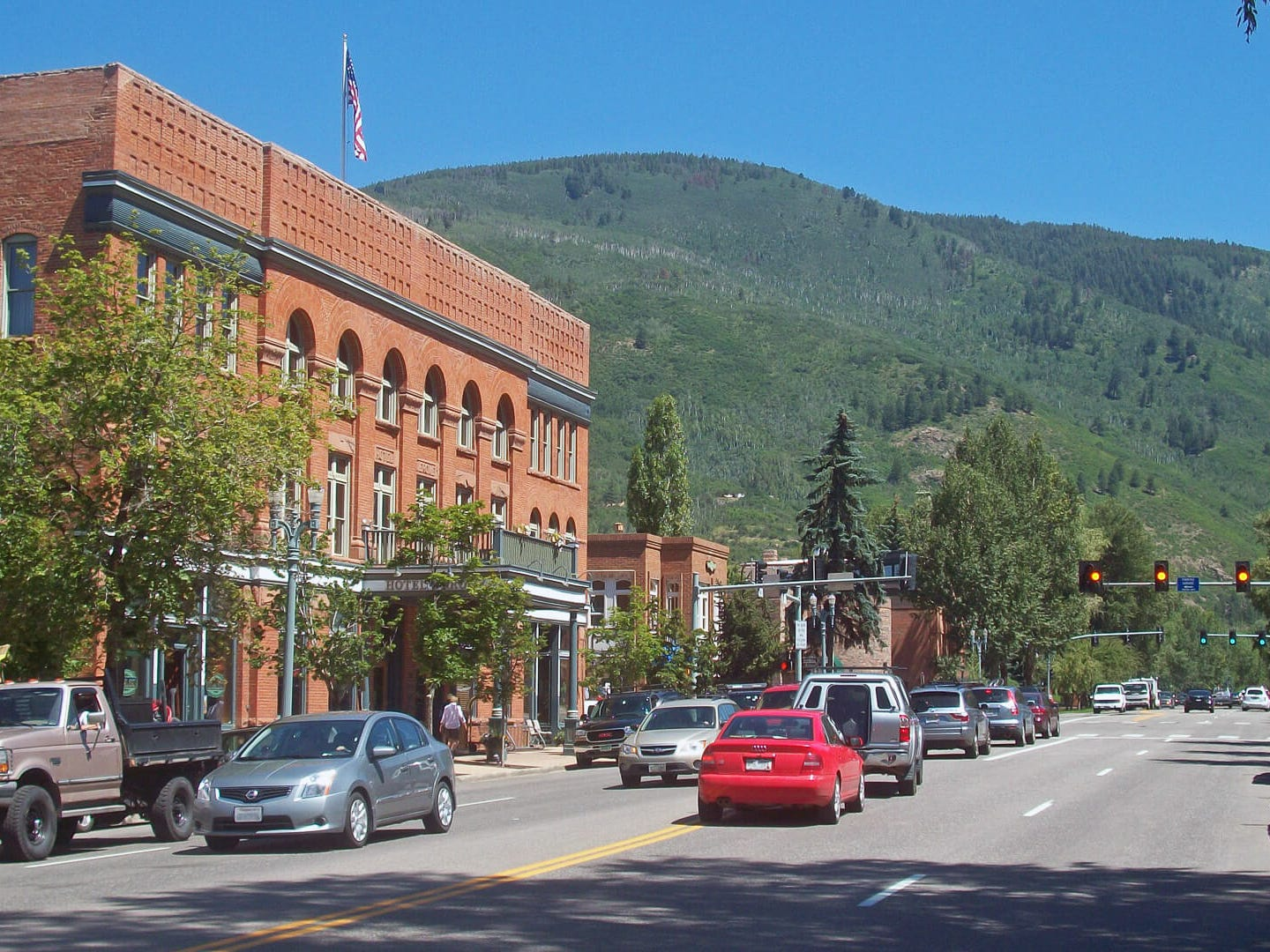 No. 2: Aspen, Colorado. Thanksgiving trip cost: $1,676. Christmas trip cost: $4,017. During Thanksgiving, expect to pay a lot for a hotel stay in Aspen — the average hotel cost is the fourth-highest of all the destinations included in this study. Hotels are even more expensive around Christmas — in fact, Aspen has the priciest hotels during Christmastime of all the cities in this ranking. You won't catch a break on flights either, with the fourth-priciest round-trip flights surfacing around Thanksgiving.