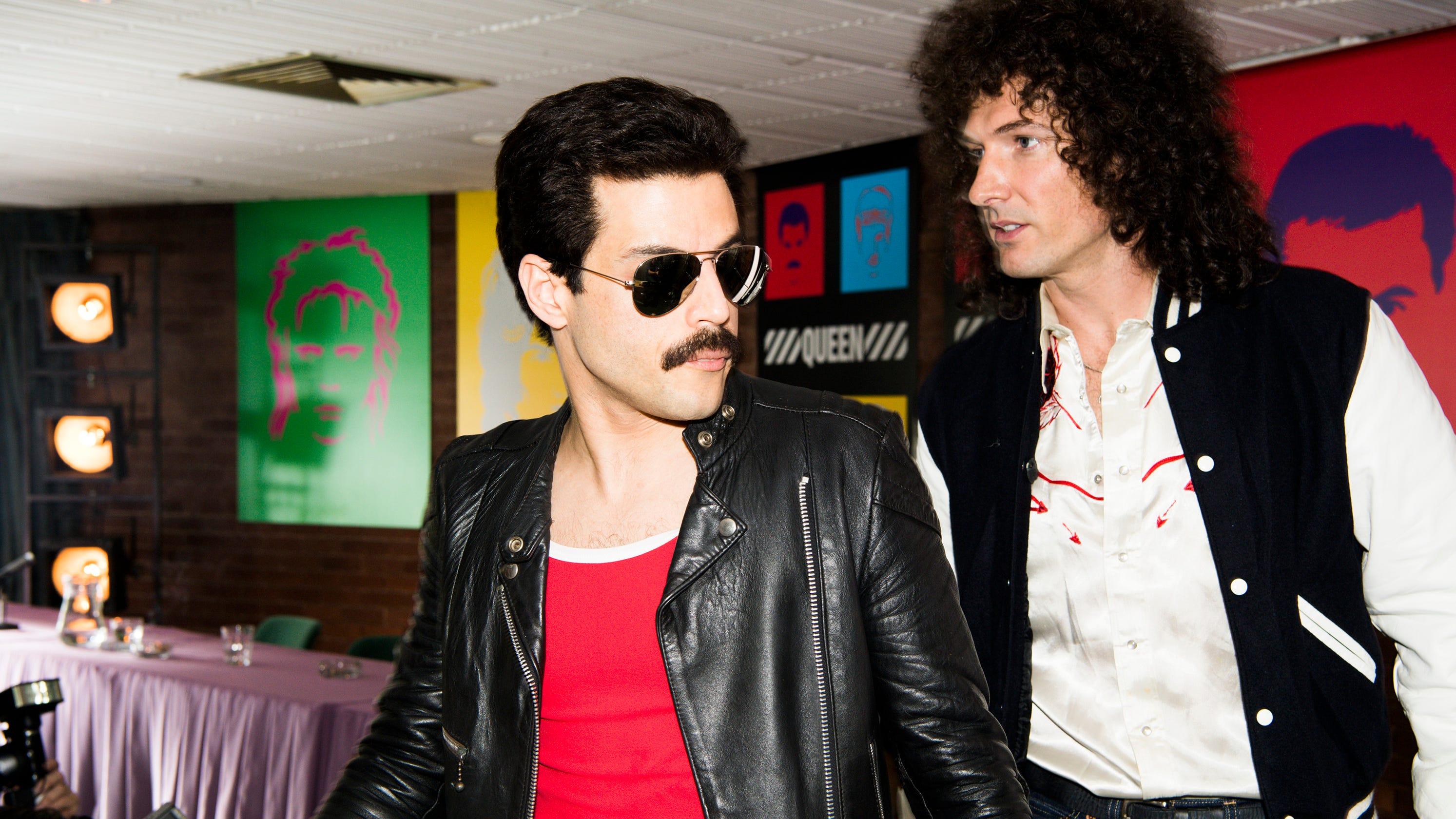 Rami Malek Gets Slams That Queen Film Straightwashes Freddie Mercury