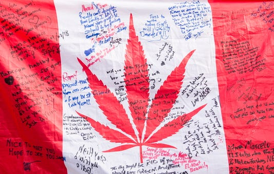 Ap Canada Marijuana Legalization I Can