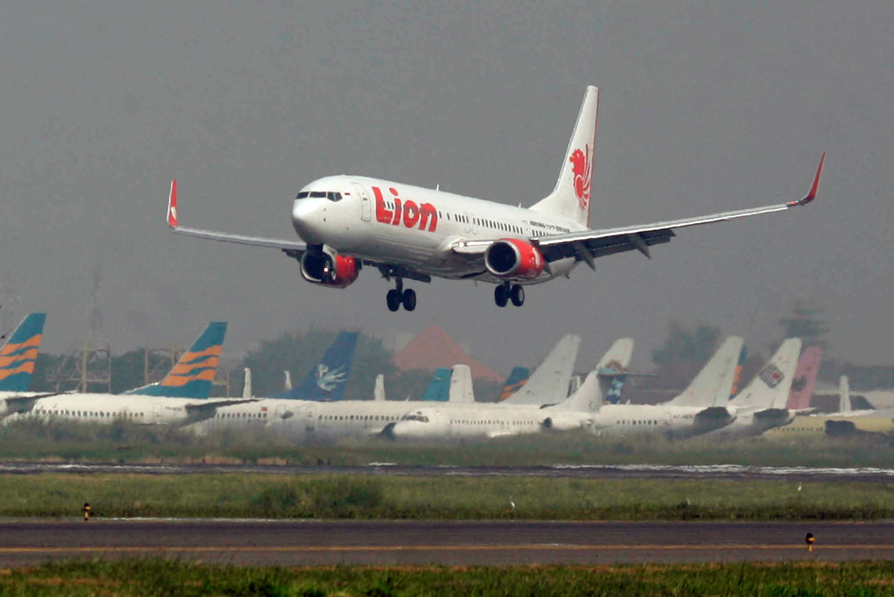 Welcome to the world! Woman gives birth to baby on Lion Air flight