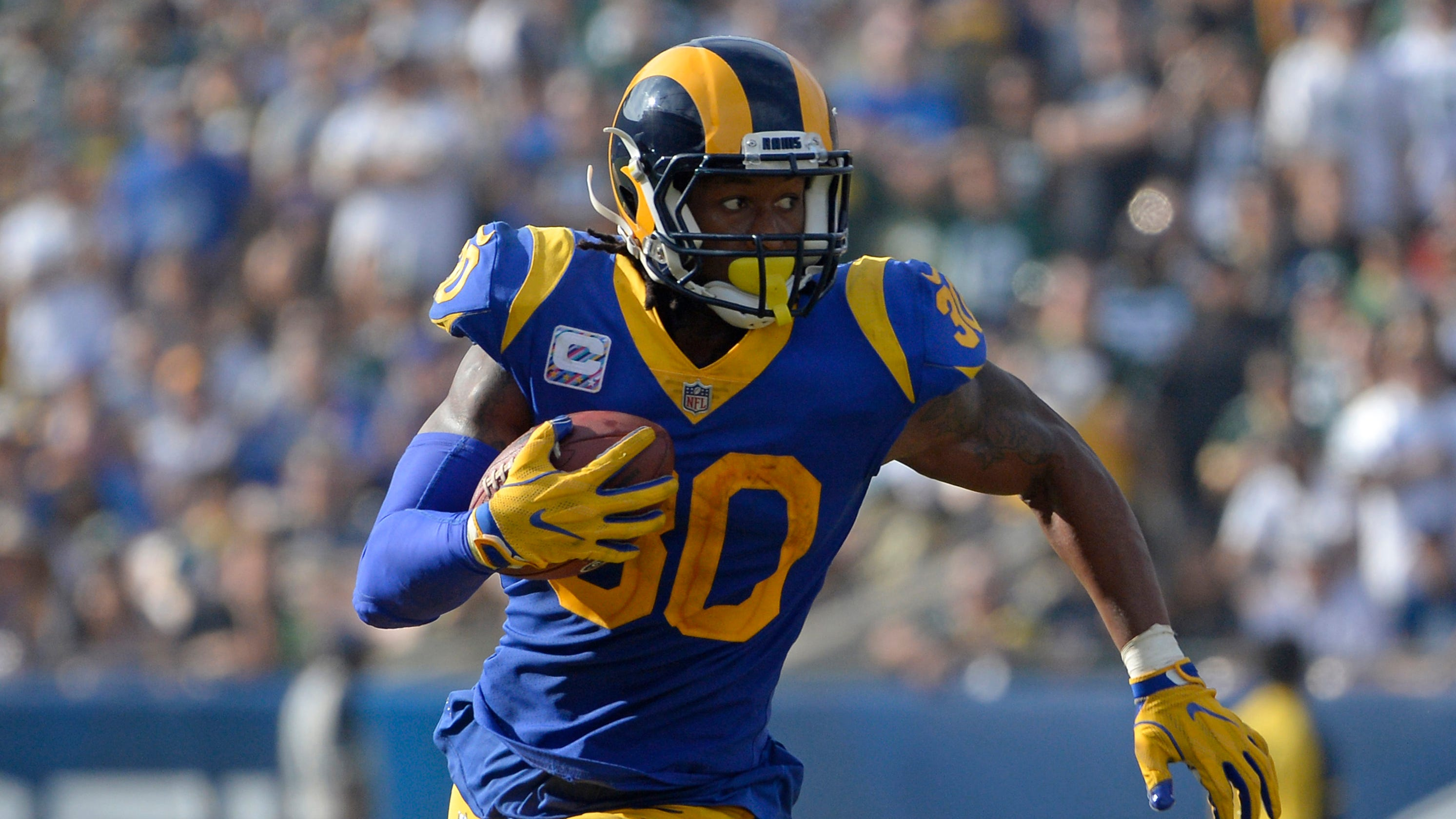 Todd Gurley s heads-up play in final seconds costs fantasy football owners 86d064044