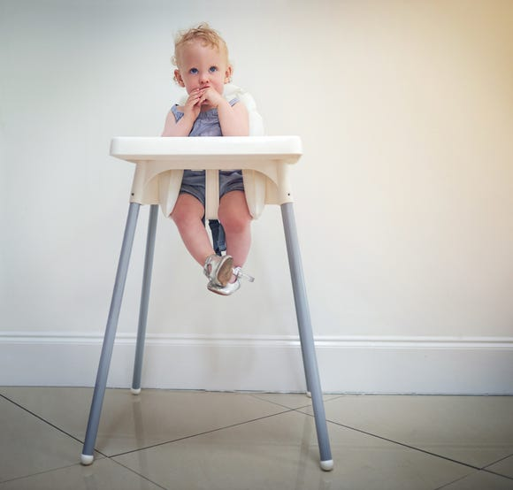 High chairs will come with a new set of safety standards in 2019.