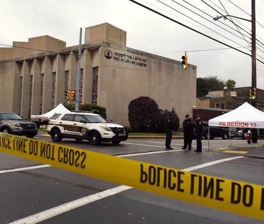 Usp News Synagogue Shooting A Usa Pa