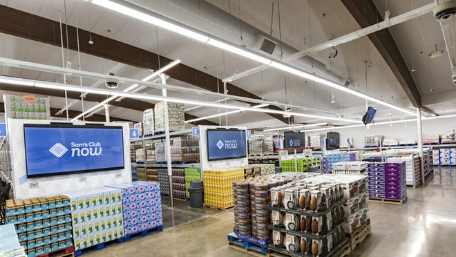 Sam's Club Now will launch soon in Dallas.