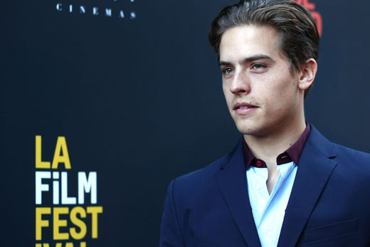 """Dylan has had slightly less time in the spotlight since his """"Zack & Cody"""" days. Recently, he's been in a couple indie movies and shorts – and was also featured in Camila Cabello's music video for her song """"Consequences."""""""