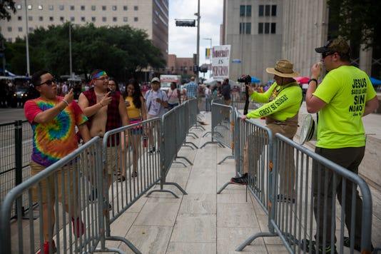 News21 Houston Pride Parade