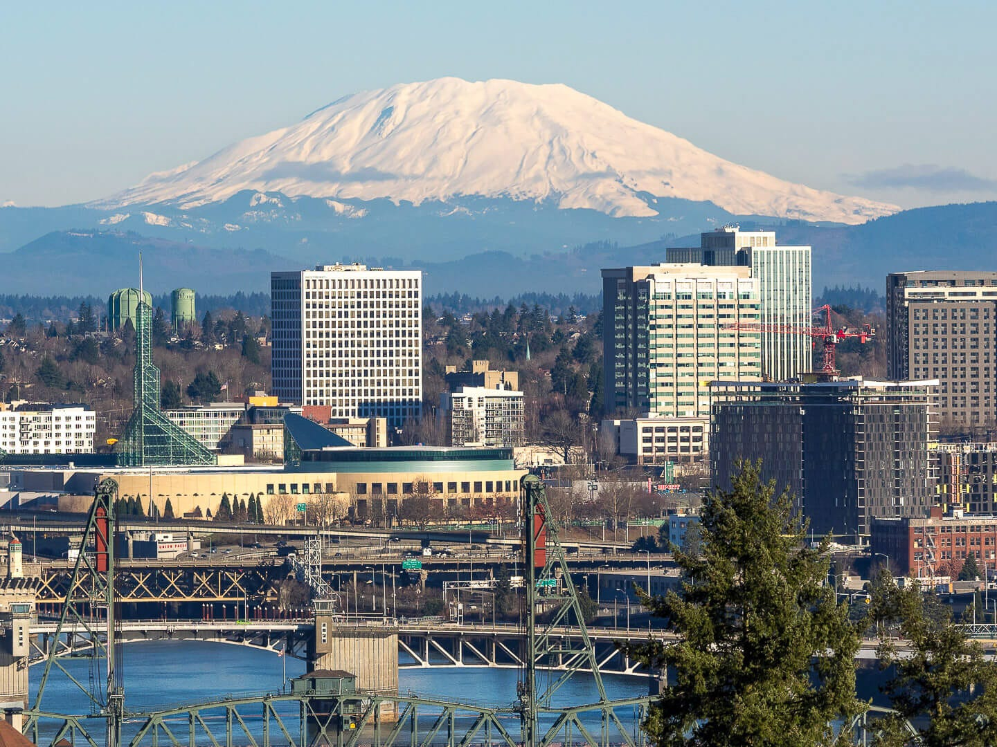 No. 12: Portland, Oregon. Thanksgiving trip cost: $1,080. Christmas trip cost: $977.50. Portland is a cheap travel spot that's worth visiting — especially during Christmas time. See ships decked out in Christmas lights float up and down the Columbia and Willamette, take a photo with hipster Santa, and check out the dazzling light displays at the Oregon Zoo during your visit.