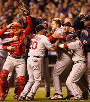 The 2007 World Series champions