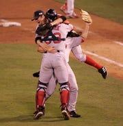 The 2004 World Series champions