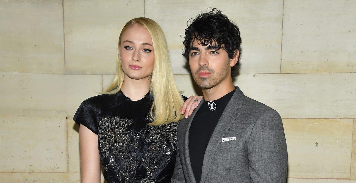 Joe Jonas inspired by Sophie Turner's 'GoT' character for