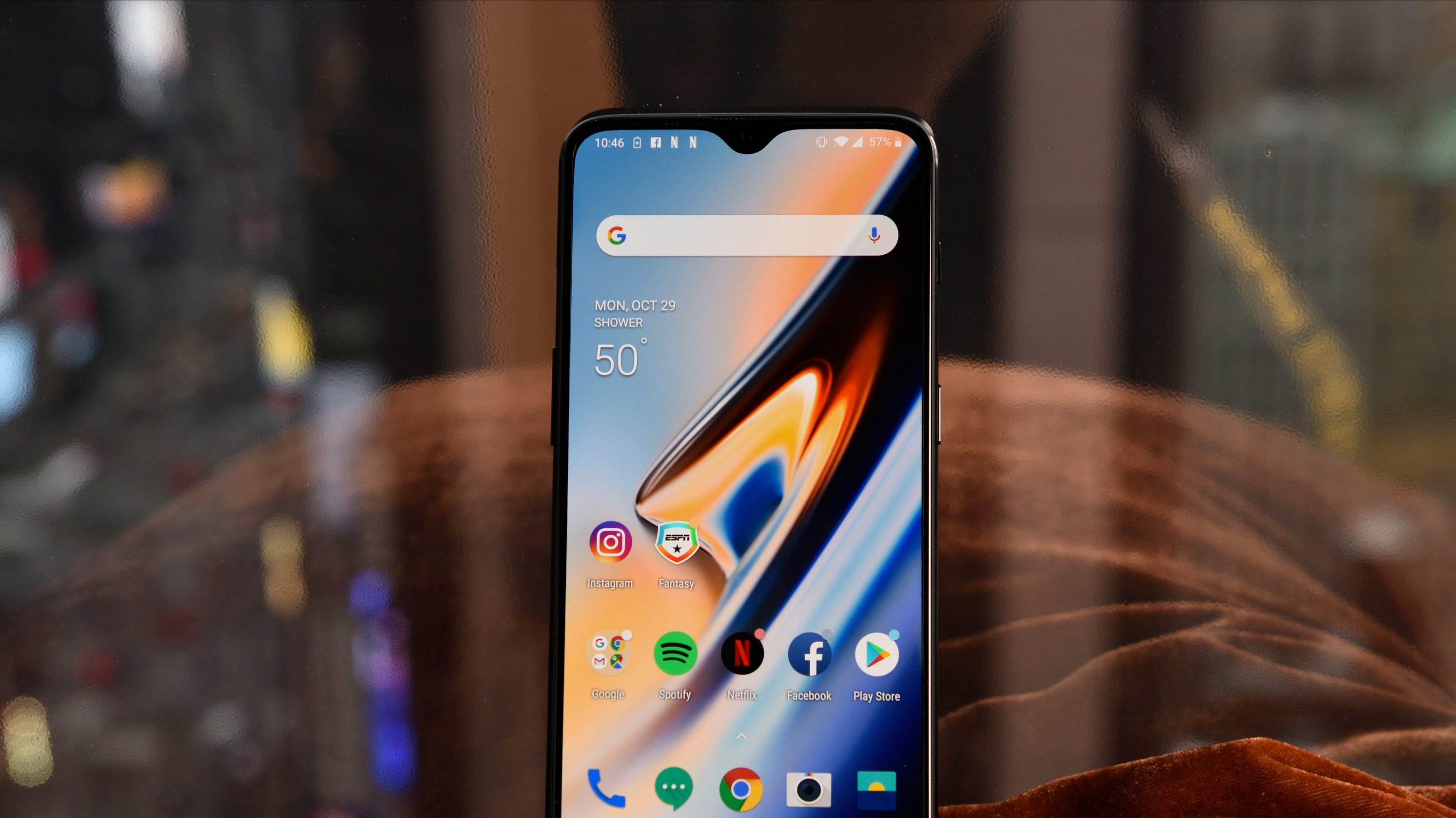 OnePlus 6T puts a fingerprint scanner in its screen to rival
