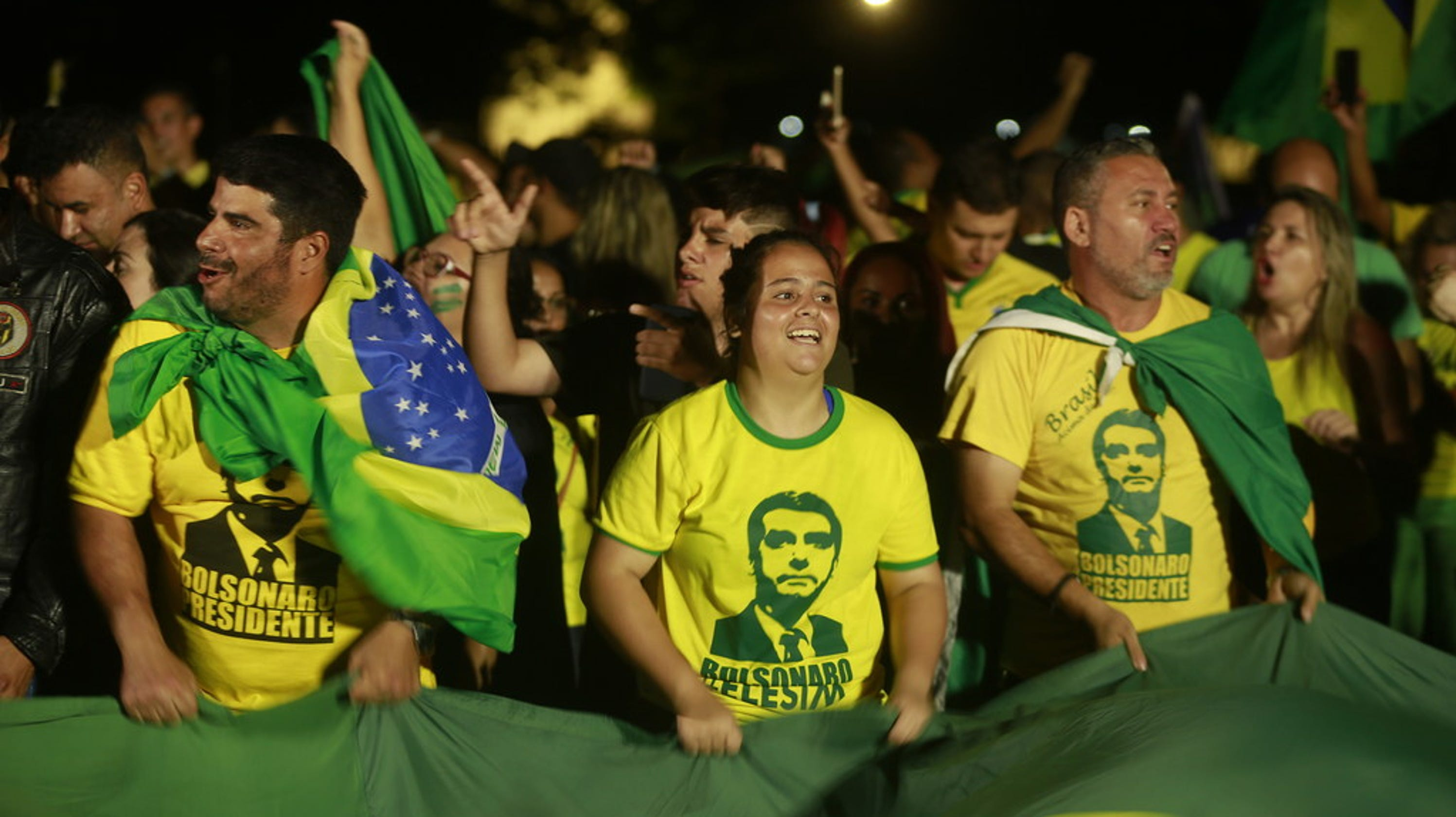 jair bolsonaro wins brazil presidency after rough campaign