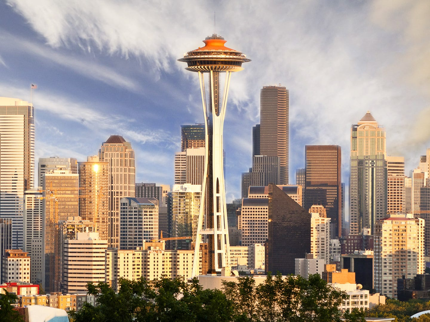 No. 14: Seattle. Thanksgiving trip cost: $1,163. Christmas trip cost: $1,119.50. A trip to Seattle during the cold, rainy winter might not seem ideal. But, if you're looking for cheap holiday vacations, you should consider Washington's largest city. There are plenty of Christmas activities to do, including shopping at the Westlake Park Holiday Market and ice skating at the Seattle Center Winterfest.
