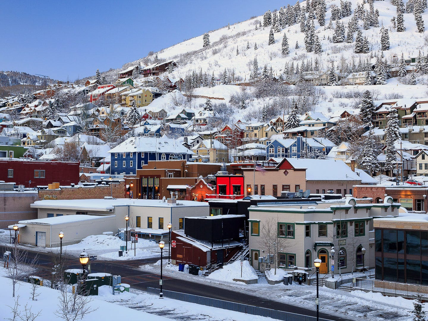 No. 12: Park City, Utah. Thanksgiving trip cost: $1,018. Christmas trip cost: $2,196.50. Winter is peak season in this haven for skiers, who relish the city's average annual snowfall of 340 inches. Plus, non-skiers can enjoy Park City by visiting one of America's most charming main streets. However, this destination isn't ideal for people who are looking for an affordable Christmas vacation. Hotels are the fourth-most expensive in Park City during Christmas compared to other destinations in this study.