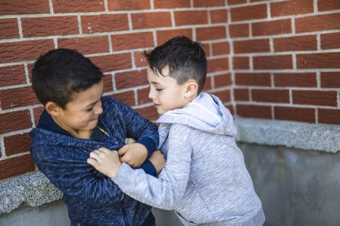In the U.S., which has a partial ban on corporal punishment in schools only, there was no change among boys in the rate of physical fighting, according to a BMJ Open study on spanking and youth violence.