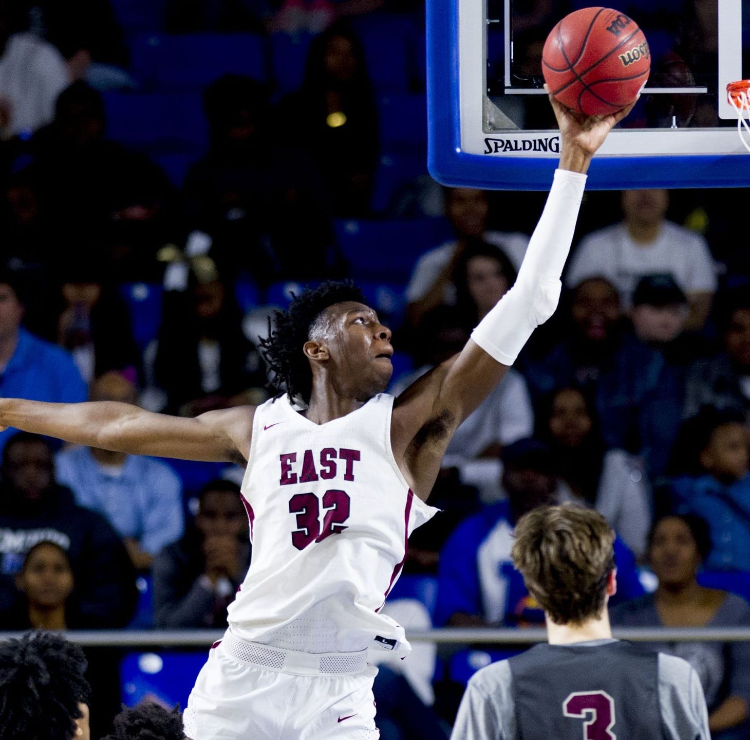 James Wiseman: Memphis East star is top college basketball prospect on first day of early signing period