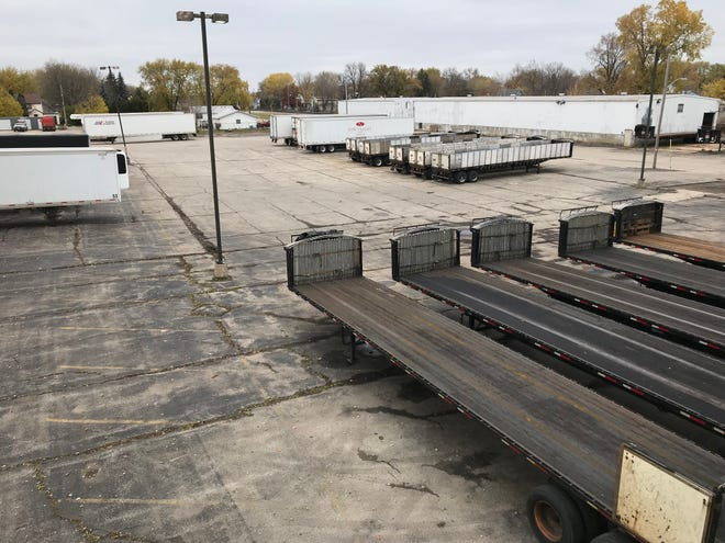 Neenah plans to purchase the Neenah Foundry property at 716 Harrison St. for the construction of a regional stormwater pond.
