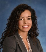 Veronica Diaz, manager of sales enablement for AmeriHealth New Jersey