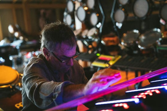 Grateful Dead drummer Mickey Hart is bringing his visual art to Wentworth Galleries locations this fall.