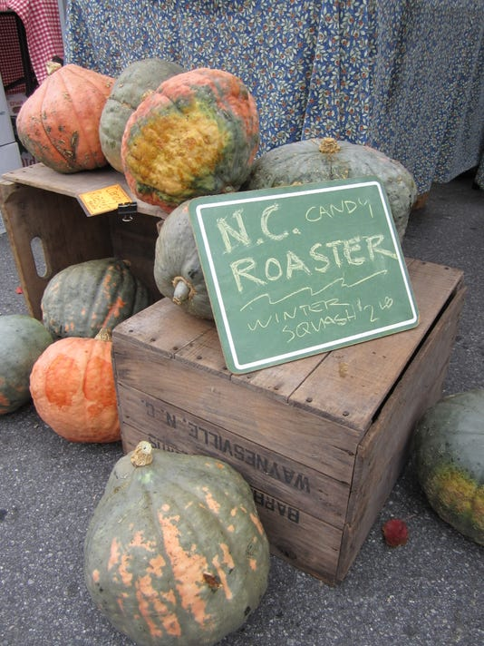 Firefly Farm Candy Roaster Squash