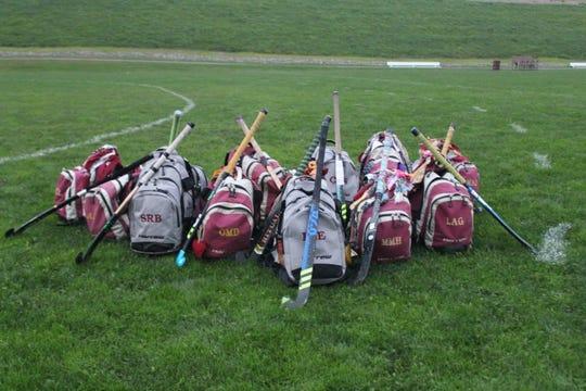 Whitney Point Field Hockey has 15 seniors on its team.