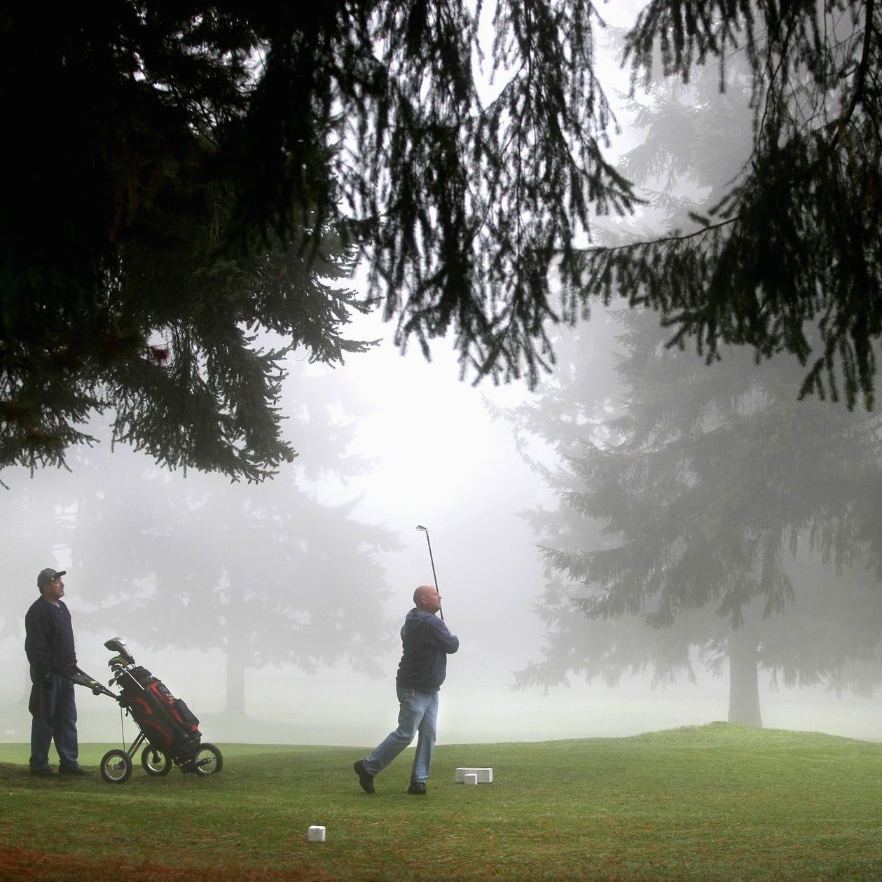 County negotiating with potential operator for Village Greens Golf Course