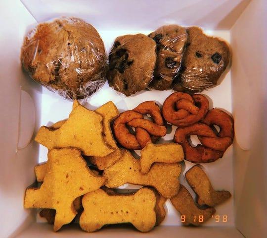 Treats by Texas Doggie Bakery