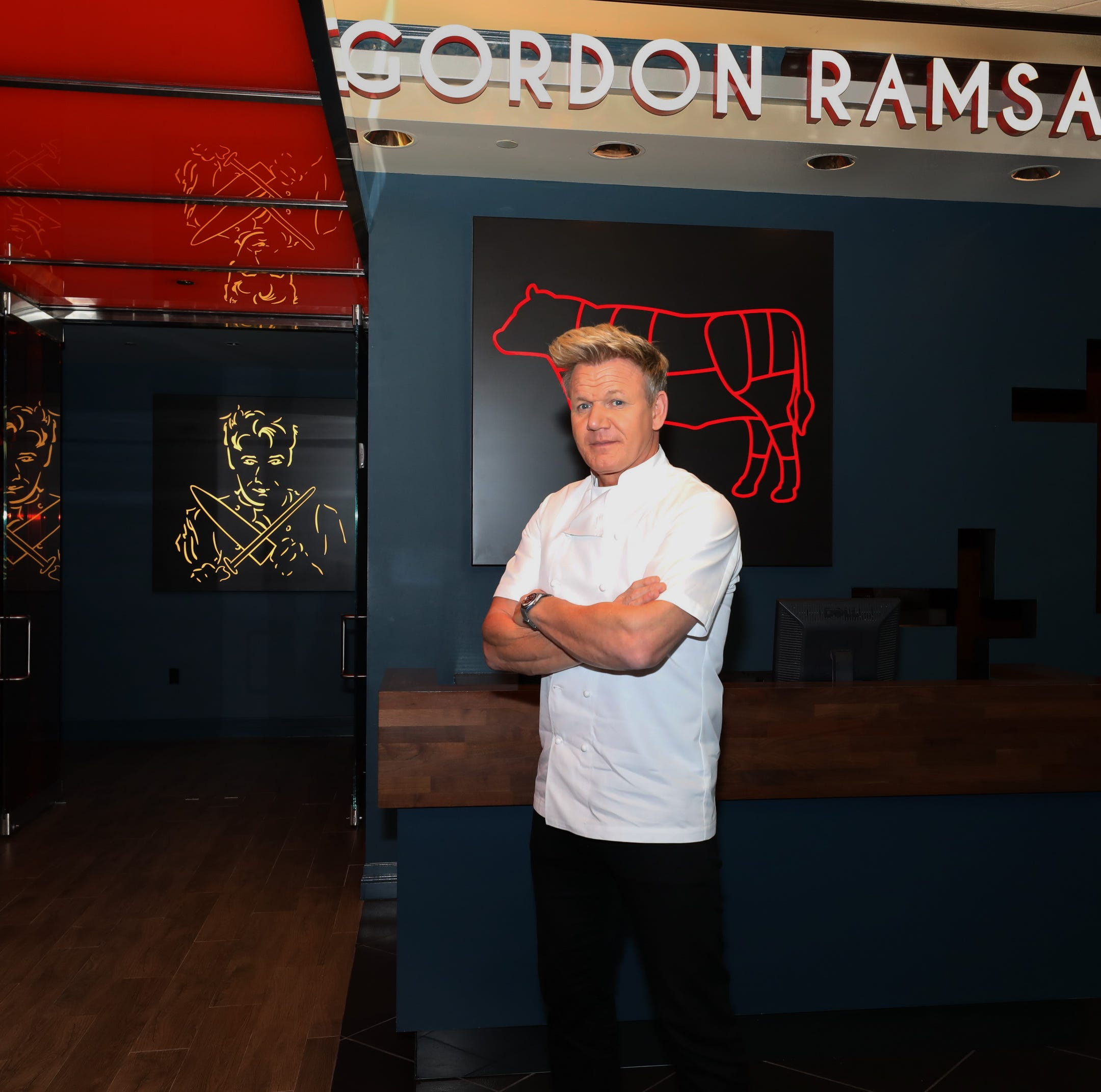 Gordon Ramsay isn't wasting any time dreaming up new A.C. restaurants