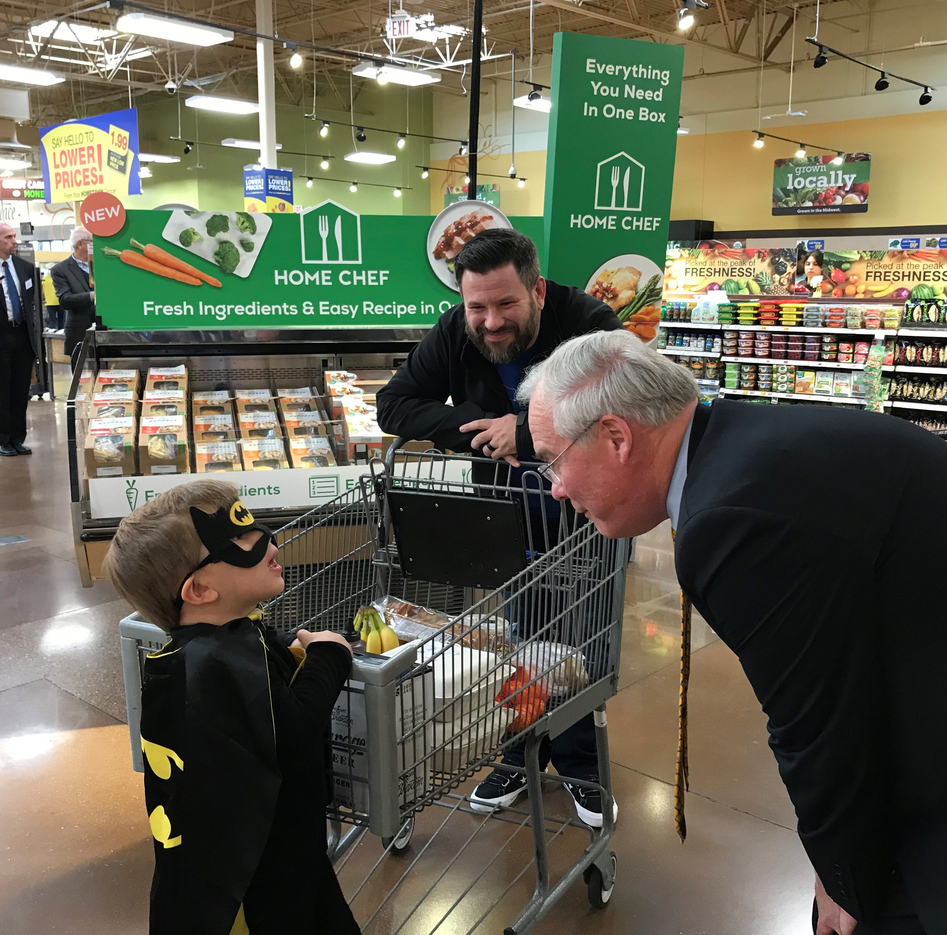 Kroger announces first US robotic warehouse for home delivery in Monroe