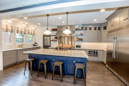 Tour this and other kitchens this weekend during the 2018 Tour of Kitchens.