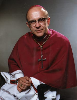 A Mass of Christian Burial for former Cincinnati Archbishop Daniel E. Pilarczyk will be celebrated Friday, March 27, at St. Peter in Chains Cathedral in Cincinnati.