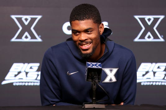 Xavier Media Day Oct 30