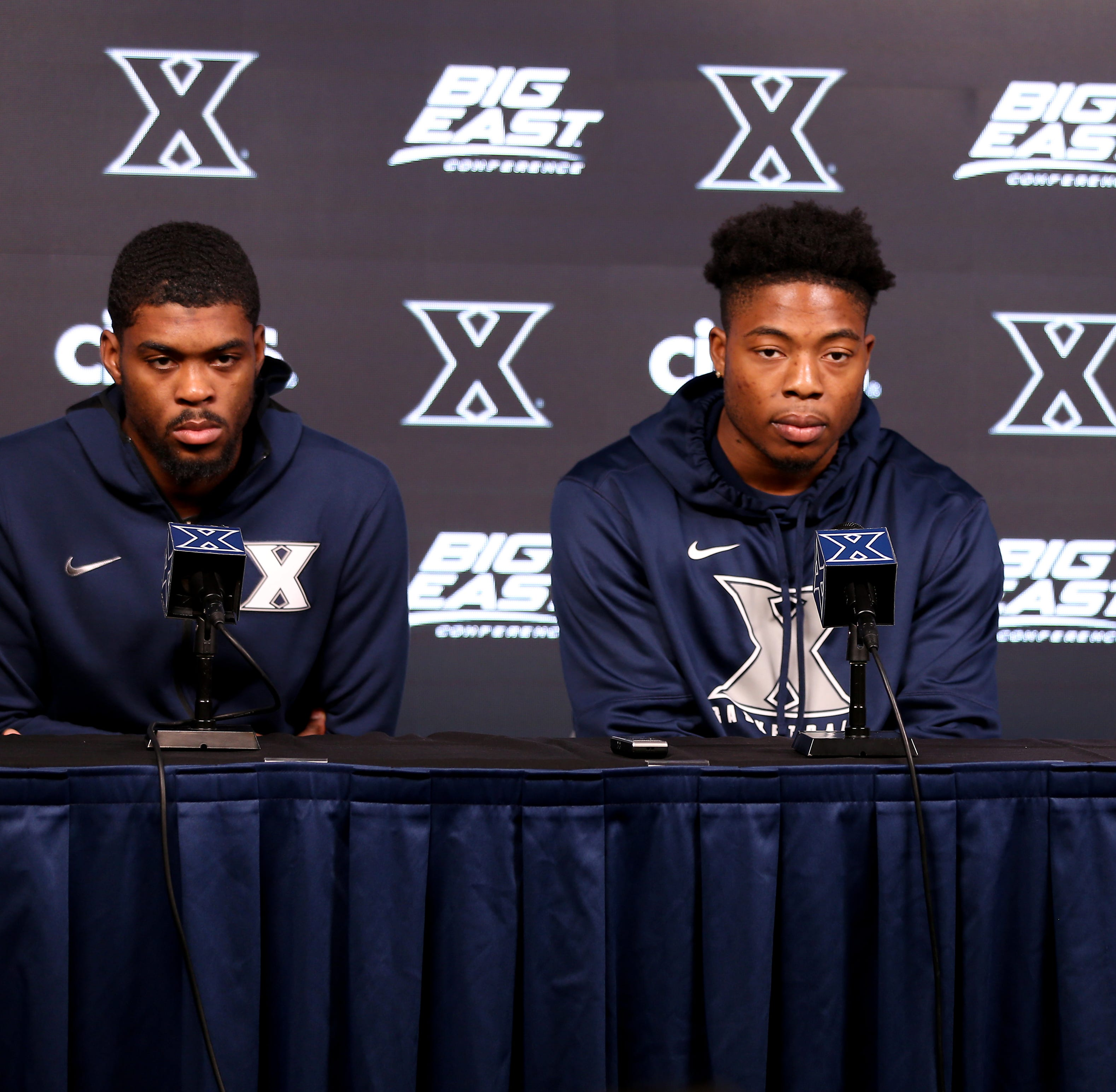 Xavier's Marshall, Goodin, Scruggs join Jones by declaring for the 2019 NBA Draft