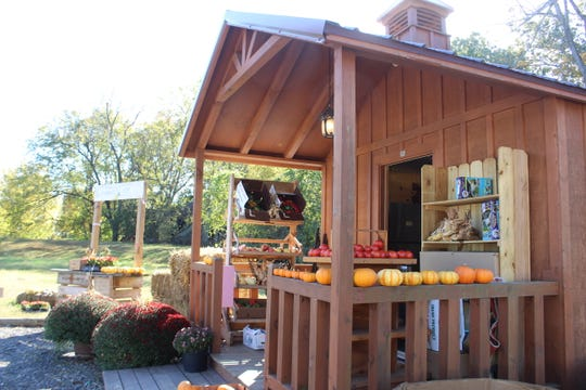 Sadie's Country Market provides one Montgomery County neighborhood with their pick of seasonal fresh produce.