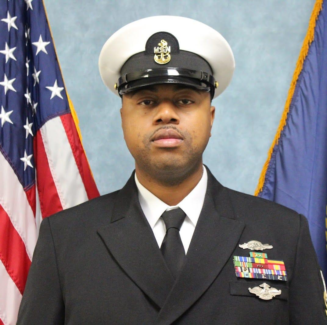 North Brunswick man serves aboard future Navy warship