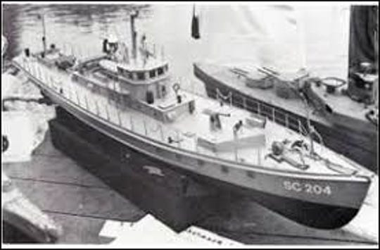 World War I anti-sub boats were manufactured in Dubuque.