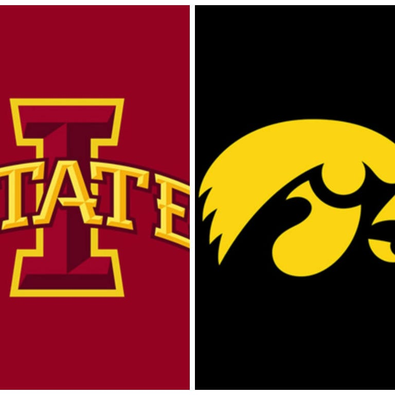 Both Iowa State, Iowa crack top 25 in the season's first College Football Playoff rankings