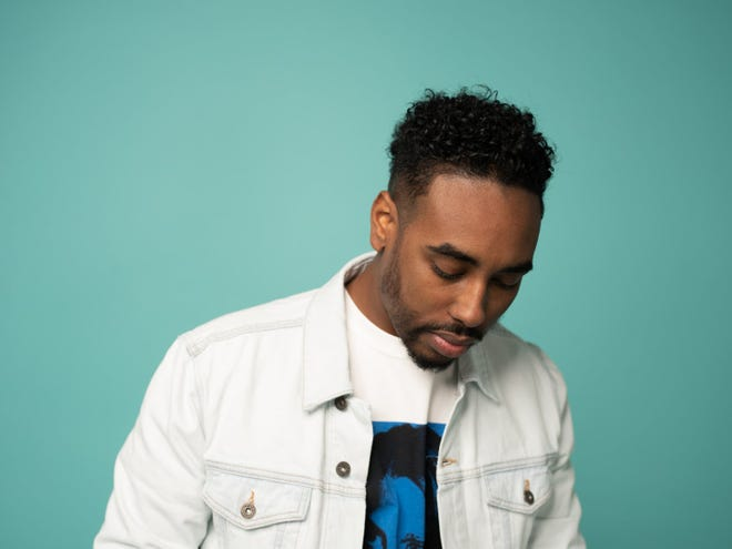 Soul and R&B singer/songwriter Apropos performs Friday at Detroitwick.