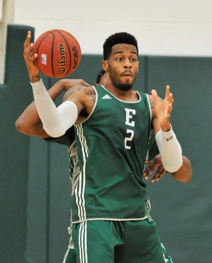 Eastern Michigan's James Thompson IV (2)